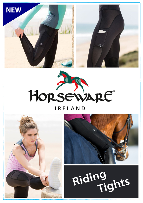 2017 - 07 - 05 HORSEWARE RIDING TIGHTS